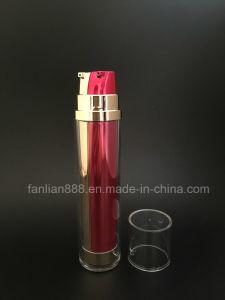 Double-Barrelled Lotion-acrylsauerflaschen für das kosmetische Verpacken