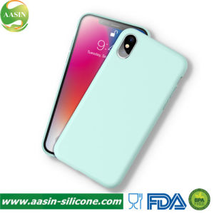 Protecteur en caoutchouc de silicone étanche Téléphone Téléphone mobile anti-dérapant de cas de couvrir les accessoires du téléphone