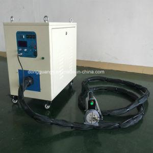 中国の熱いボルト承認されるセリウムが付いている手持ち型の小型誘導電気加熱炉