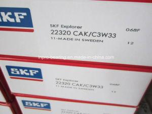 Rolamento de Rolete Esférico de alta qualidade a SKF NSK 22320, 22322, 22330, 23220 Cakc3/W33