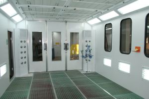 Yokistar Marcação Dustless Manutenção de cabines de pintura por spray