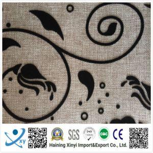100 micro-daim bon marché de gros de polyester enduit/collée/flocage/Brosse pour vêtements en tissu/chaussures/canapé