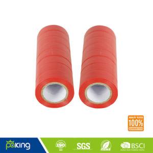 De concurrerende Vlam van de Rode Kleur - de ElektroBand van pvc van de vertrager