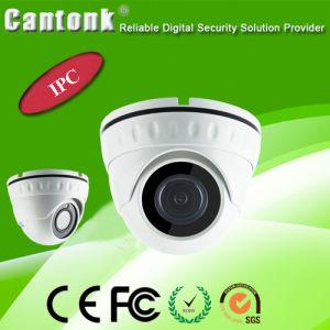 Cámara impermeable IP66 Cúpula 2MP Sony sensor de vigilancia IP (KIP-200SL20H)