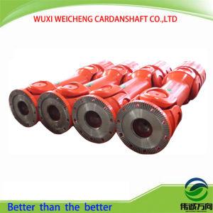 Asta cilindrica di cardano di SWC/di dispositivo di accoppiamento telescopici per la pianta del ferro e dell'acciaio