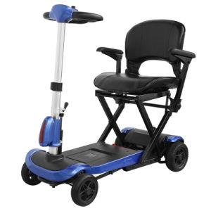 Genie Plus Scooter de Mobilidade Dobrável Automática para viagem fácil