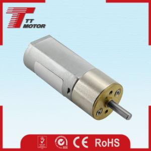 16mm 12V DC el engranaje del motor de juguete eléctrico pequeño