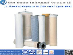 Bolso de filtro del Fms para el colector de polvo del fabricante de la fábrica