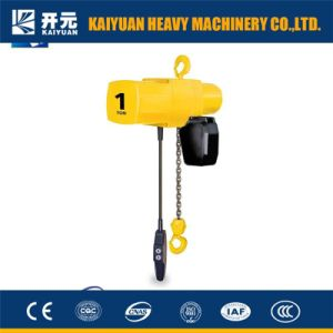 Largement utilisé grue de levage bloc de chaîne pour l'usine