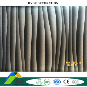 La Chine Une installation facile Film Stratifié panneaux en PVC PVC Panneau mural 72601-55 PVC Panneaux de plafond