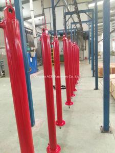 Los cilindros hidráulicos hacen personalizados pistones hidráulicos