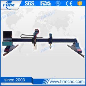 Jinan Metal llama pórtico CNC Máquina de Corte Plasma