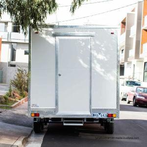 Compelete装置が付いているホットドッグのカートの食糧トラック