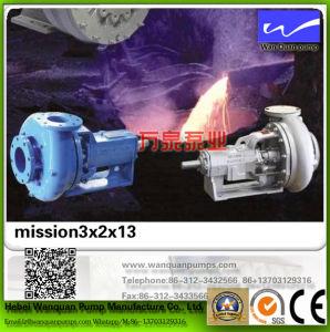 Bomba centrífuga de barro/ la misión de la bomba de Magnum para el sistema de control sólido