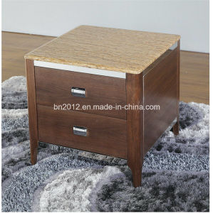 Diseño de estilo Anqutie Inicio juego de muebles de madera 193#