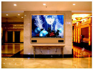P3 plein écran du panneau intérieur couleur LED
