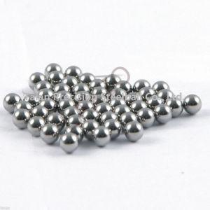 Piezas de bicicleta de bolas de acero al carbono con el tamaño están ajustadas