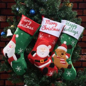 Venda por grosso de armazenagem presente de promoção de férias de Natal Personalizado