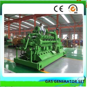 De Norm van ISO de Reeks van de Generator van het Aardgas van 600 KW