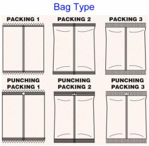 Горизонтальный Тип Автоматический PE композитный пленки сумку упаковку вакуумного усилителя тормозов машины упаковки