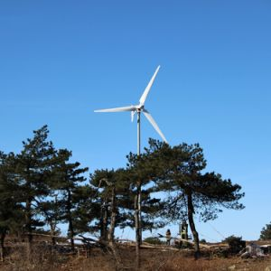 Hot 5000W turbine éolienne de production électrique des moulins à vent pour usage à domicile