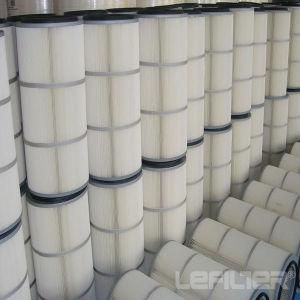 Filter van de Patroon van het Stof van de Collector van het Stof van de Compressor van de vervanging de Lucht Geplooide