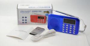 Bible Chiristian amplificateur TF USB portable MP3 lecteur de radio FM