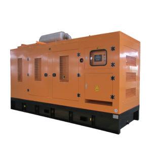 De elektrische Diesel Generator 8kw-1800kw van de Macht met het Stille Geluiddichte Type van Aanhangwagen