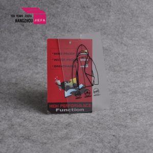 Beruf-preiswerte Preis-Papier-Marke u. Belüftung-Marke für Kleidungs-Marke