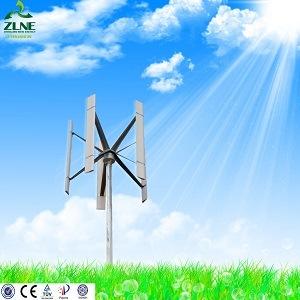 La série H Turbine vertical du vent (200W)
