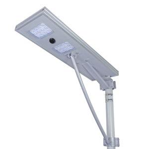 高品質スマートな統合された太陽LEDの街灯30W