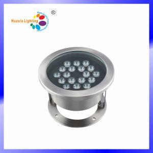 Nuovo indicatore luminoso subacqueo del raggruppamento del LED (HX-HUW210-18W)
