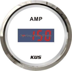 2  52mm Digital Ammeter Ampere Gauge +/-150A con Backlight