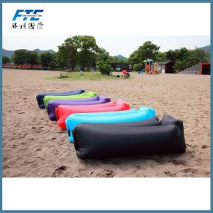 Un remplissage rapide de plage Chaise longue gonflable paresseux Sac étanche pour voyager