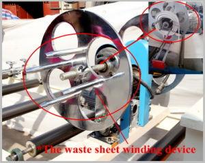 Пластиковые пленки формирования производственной линии машины экструдера (HY-670)