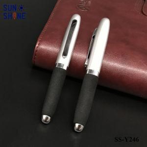 선전용 금속 펜 스크린 접촉 첨필 볼펜