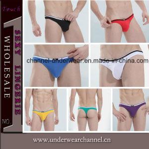2015 Lingerie Sexy de gros hommes G-String Panty Underwear (TDK4001)