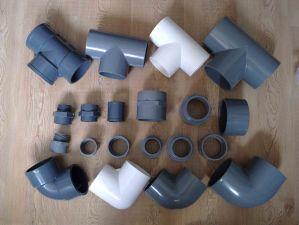 Accessori per tubi 100% del PVC di alta qualità per drenaggio