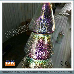 Nuova tecnologia per il sistema di vetro della metallizzazione sotto vuoto della lampada