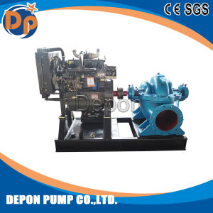Städtische Abwasser-Pumpen-hohe Einleitung-Entwässerung-Pumpe