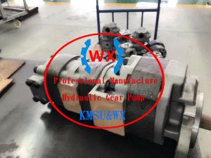 Fábrica OEM Kawasaki. Kawasaki auténtica bomba de engranajes de Hyd 44083-61860 Cargador de piezas de repuesto. /Bomba verdadera Ass'y de las piezas Kawasaki