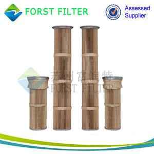 Filter van de Patroon van Forst de Polyester Geplooide