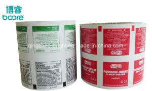 Papel recubierto de PE de sal/Pimienta/azúcar