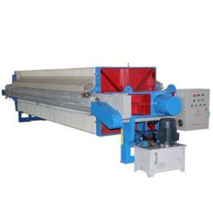 Purificador de agua industrial automático de la prensa de filtro para la deshidratación de lodos Zr450-1500