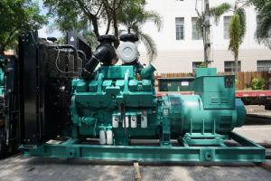 500квт 625ква электрический генератор дизельного генератора Cummins ISO 3046 стандартных