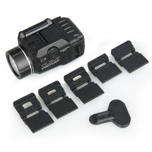 Het tactische Militaire Waterdichte Ipx7 Multifunctionele ultra LichtgewichtFlitslicht HK15-0127 van het Flitslicht