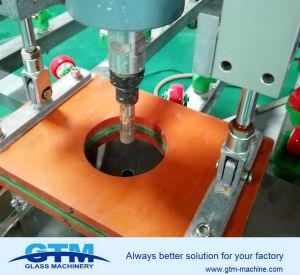 Una macchina Drilling orizzontale di vetro capa della strumentazione per il trivello di vetro