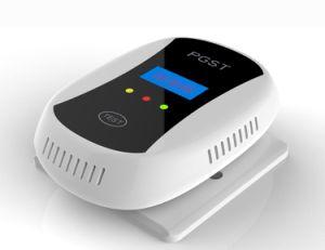 Alarme de Gás de monóxido de carbono Co display LCD de concentração do Detector