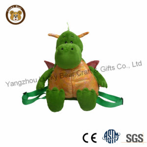 Comercio al por mayor Peluches Peluche Dragon Kids mochila
