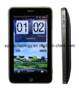 """5.0""""Multi Touch Screen, Google Android 2.3.4 2, MP Camera Mtk6573 Smart Phone"""